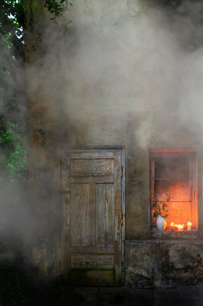Czyszczenie po pożarach